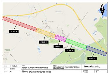 - Traffic calming proposals for Aston Clinton